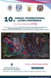 10th Annual Transnational Conference, 2019